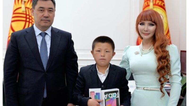 Молдокматова: Президент жарым сааттын ичинде жаш баткендиктин көйгөйлөрүн чечип берди