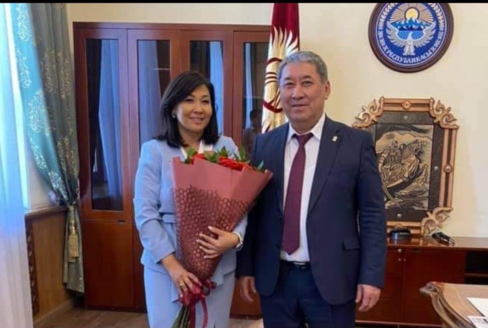 Бишкек мэриясы Айжан Чыныбаванын билдирүүсүнө жооп берди