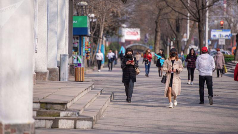 Бишкекте COVID-19дун 360 жаңы учуру аныкталды