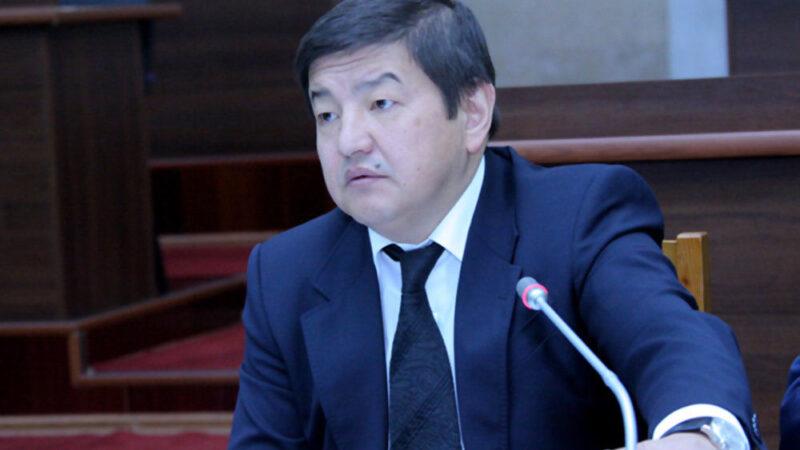 Акылбек Жапаров Мариповдун орун басары, экономика жана финансы министри болуп дайындалды