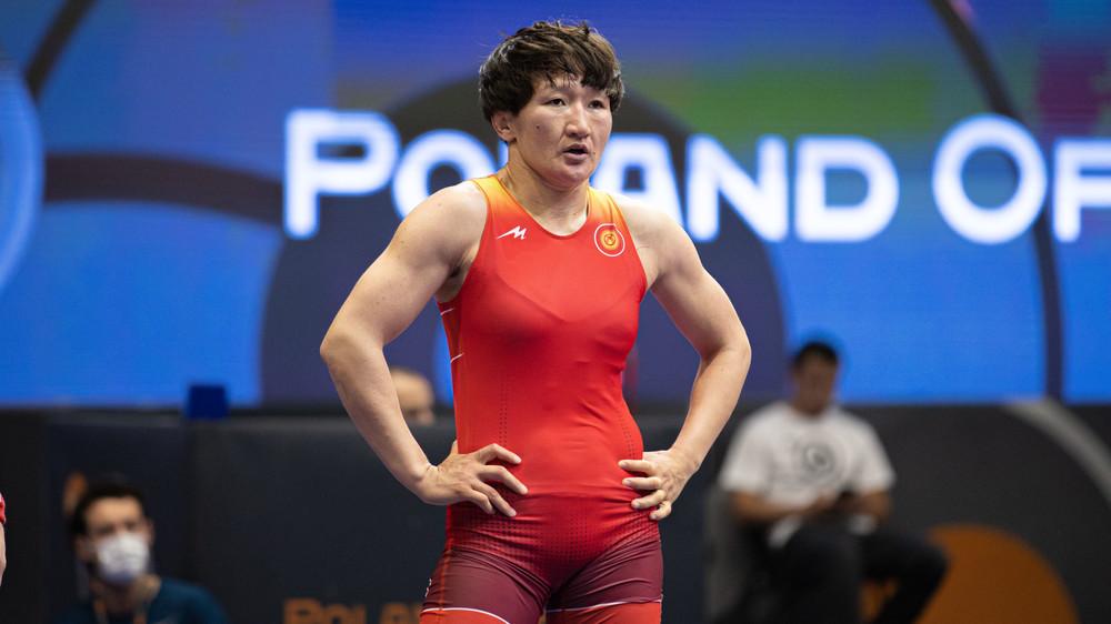 Токио Олимпиадасына катышуучу аялдар арасында эң көп балл Айсулуу Тыныбековада