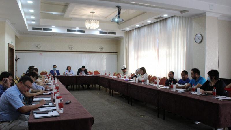 Тойгонбай Абдыкаров Дин иштери боюнча мамлекеттик комиссиянын директору болуп дайындалды