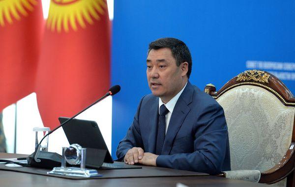 Президент сот реформасын ишке киргизүүдө Жогорку Кеңештин ролу чоң болоорун эскертти