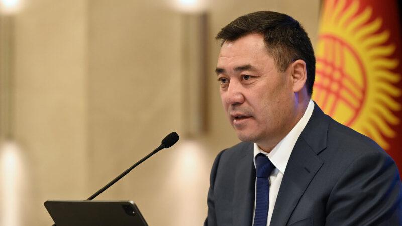 Президент кыргыз-тажик чек арасы боюнча эл аралык сотко кайрылуу демилгесине жооп берди