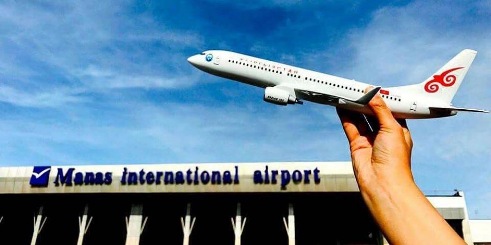 «Манас» эл аралык аэропорту каттамдардын тизмесин жарыялады\ тизме