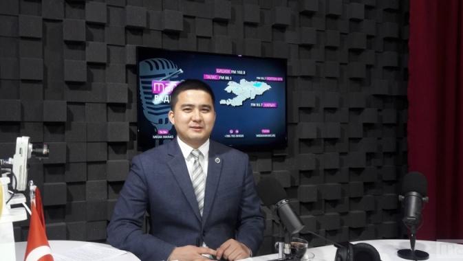Орозбек Сыдыков юстиция министринин орун басары болуп дайындалды
