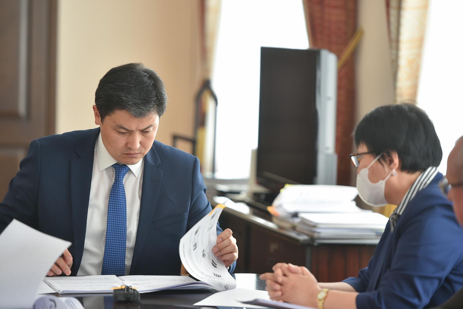 Марипов: Ипотекалык компания ортомчулуктан кетип, реалдуу иштерди жасаш керек