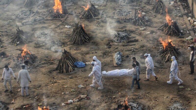 Коронавирустун Индия штаммы «дельта» эң көп өлүмгө алып келээри эскертилүүдө