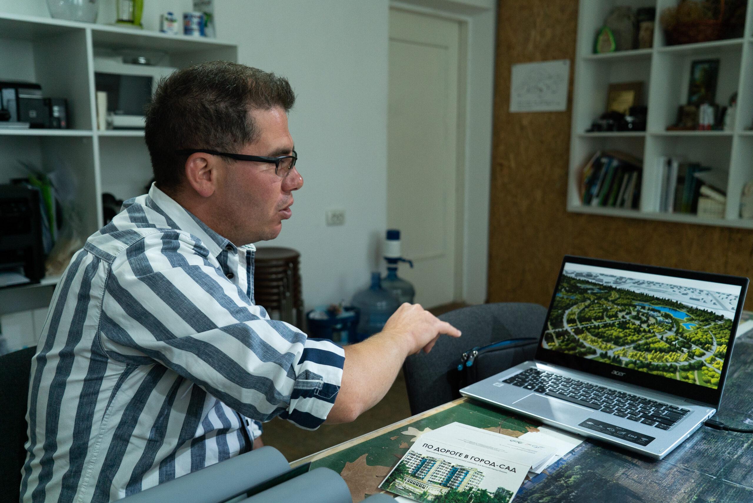 Время активных граждан, или как инициативные люди возрождают зеленый Бишкек