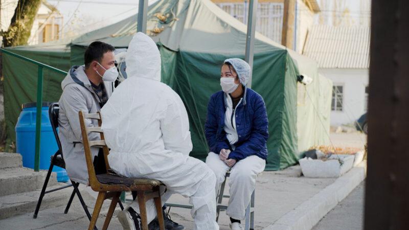 Время активных граждан\ Как жители Куршаба помогали своему селу в период пандемии