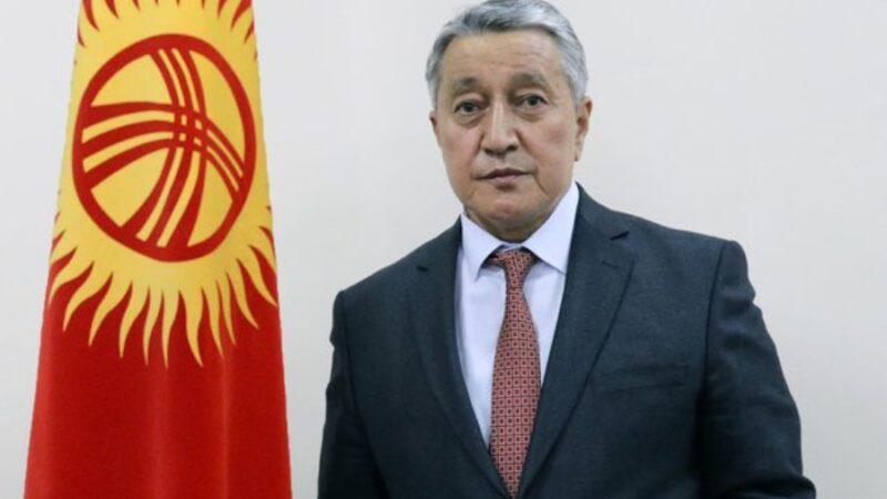 Садыр Жапаров билим берүү жана илим министри Болотбек Купешевди кабыл алды