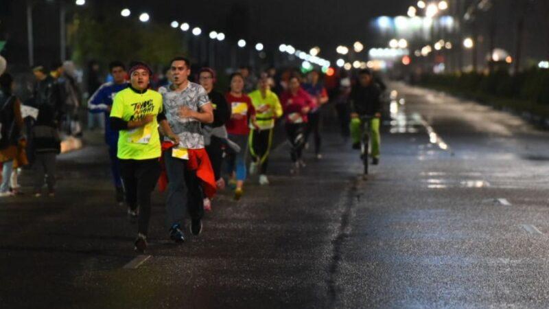 Toyboss Night Run 2021 жарышынан түшкөн каражаттын бир бөлүгү балдар үйүнө берилет