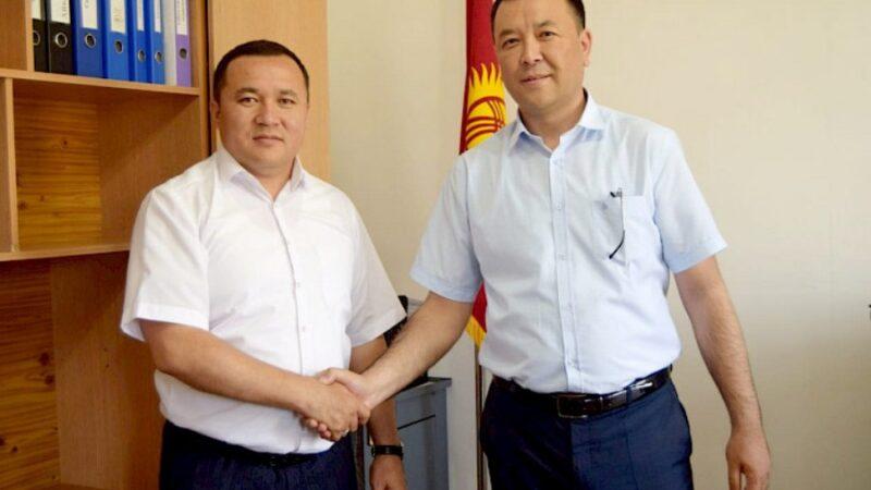 Жалал-Абад шаарынын биринчи вице-мэри болуп Азамат Раматиллаев дайындалды