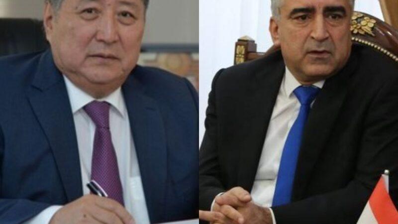 Чоң-Алайдагы абалдан улам Кыргызстан менен Тажикстандын элчилерине нота берилди