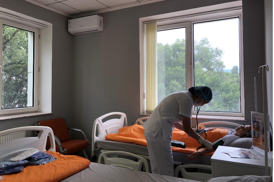 Бишкекте ичеги-карын инфекциясына кабылгандар көбөйүүдө