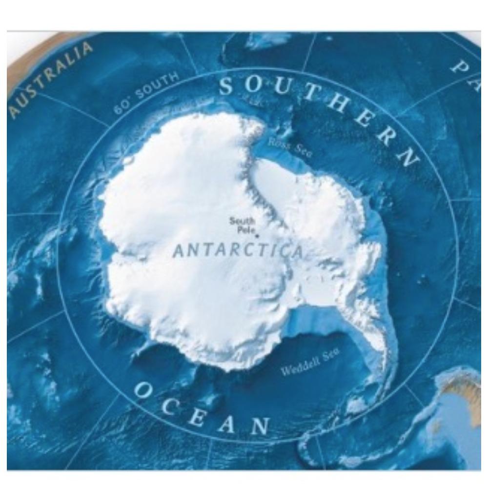 National Geographic жерде бешинчи океан пайда болгондугун кабарлайт