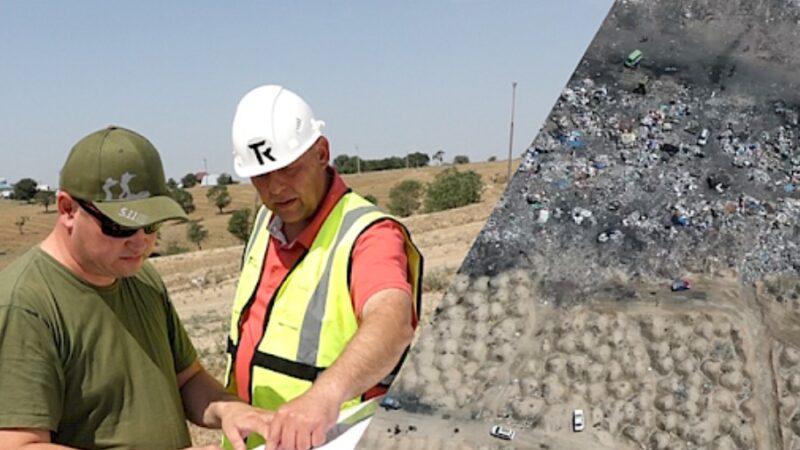 Бишкектеги таштанды полигонун рекультивациялоо иштери башталат
