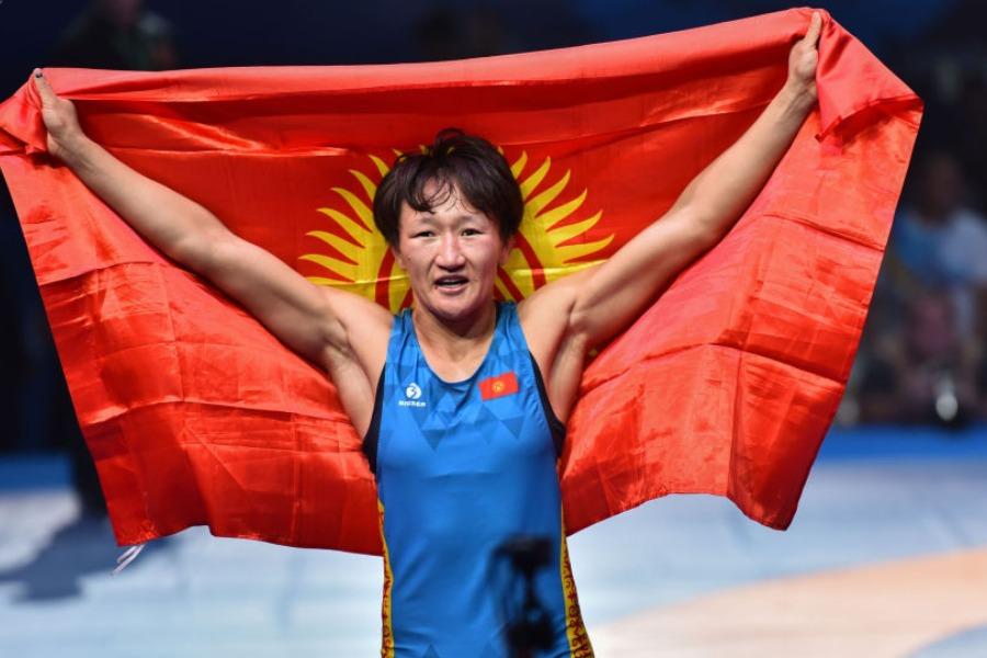 Айсулуу Тыныбекова Польшадагы мелдештен дагы бир алтын медаль утуп алды