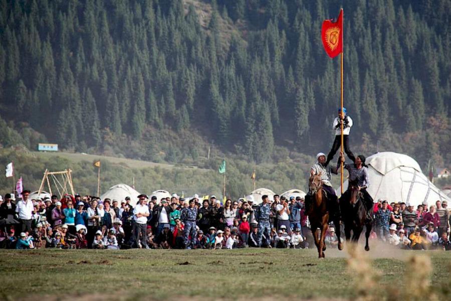 IV Дүйнөлүк көчмөндөр оюндары Түркияда 2022-жылдын сентябрь айында өтөт