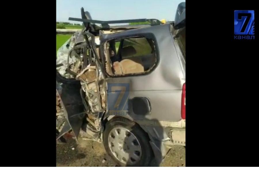 Ош—Бишкек жолунда үрөй учурган жол кырсыктан 6 адам набыт болду