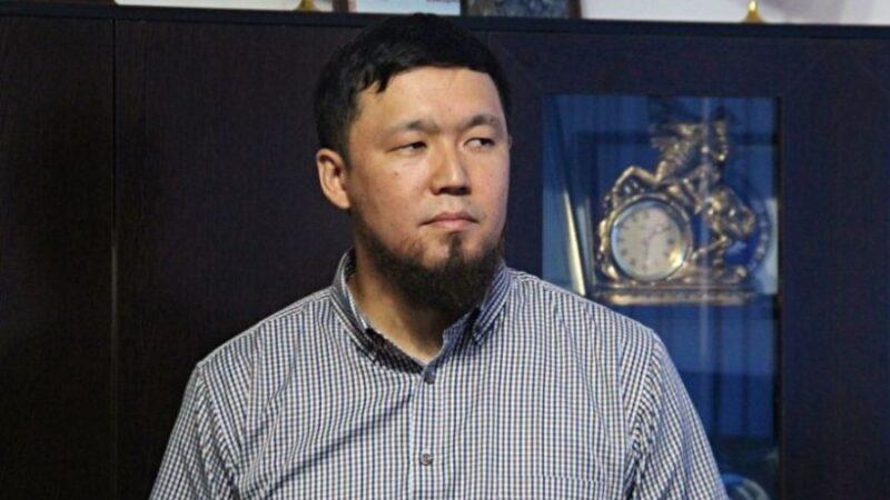 «Алай» футбол клубуна жаңы жетекчи болуп Улан Алымканов дайындалды