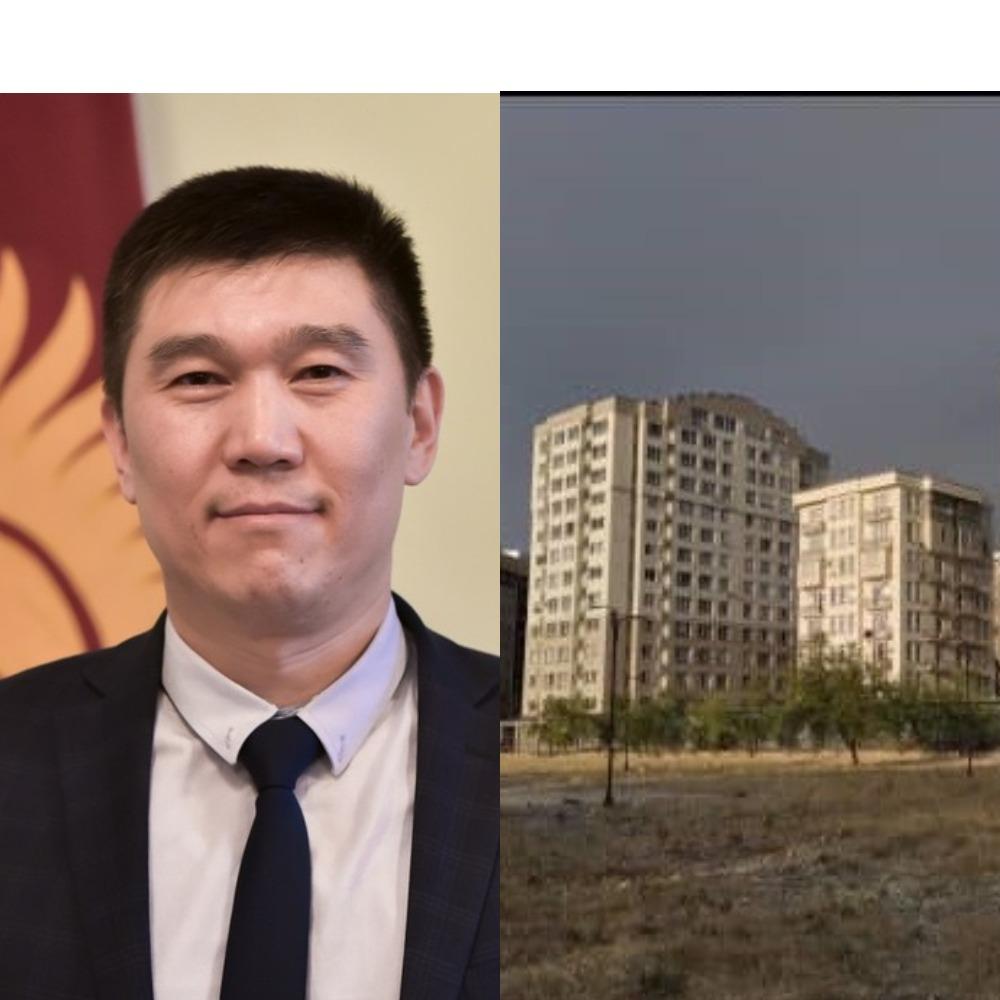 Бишкектин экс-вице-мэри элиталык үйлөргө жерлерди берип, үлүшүн туугандарына каттай берген