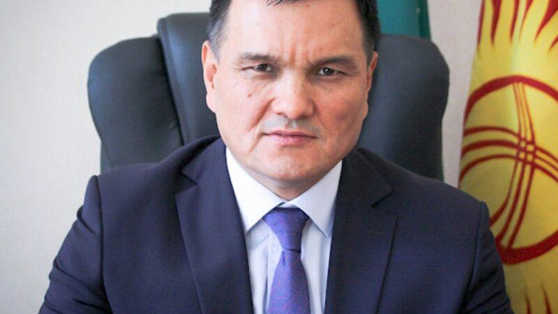 МСК төрагасынын орун басары болуп  Алтынбек Абдувапов  дайындалды