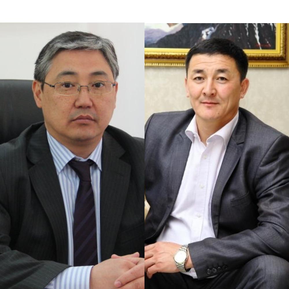 Бишкек шаарынын биринчи вице-мэри иштен кетип, ордуна Жамалбек Ырсалиев келди