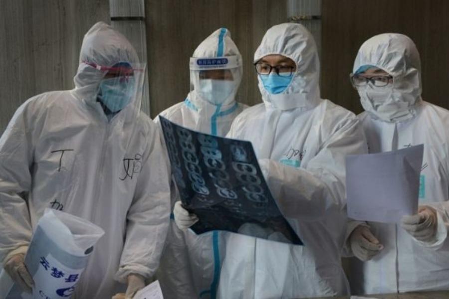 5 миңден ашык медкызматкерлерге коронавирус жукту