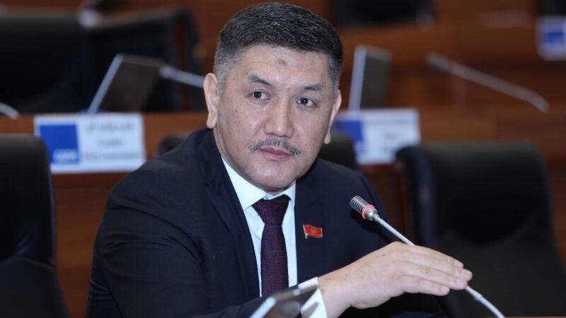 Депутат Төрөбай Зулпукаров камакта калтырылды