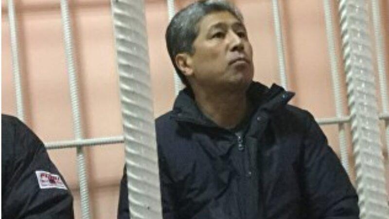 Данияр Нарымбаев УКМКнын СИЗОсунда камакта калды
