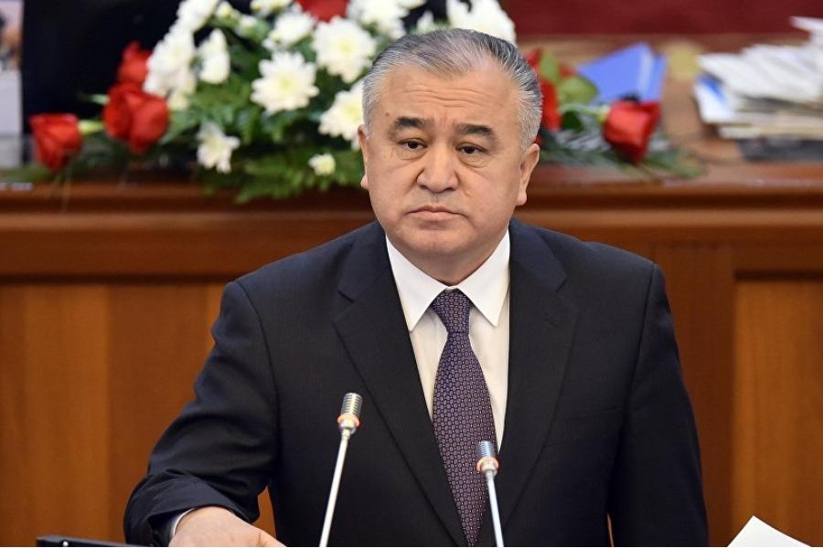 Өмүрбек Текебаев суракка чакырылды