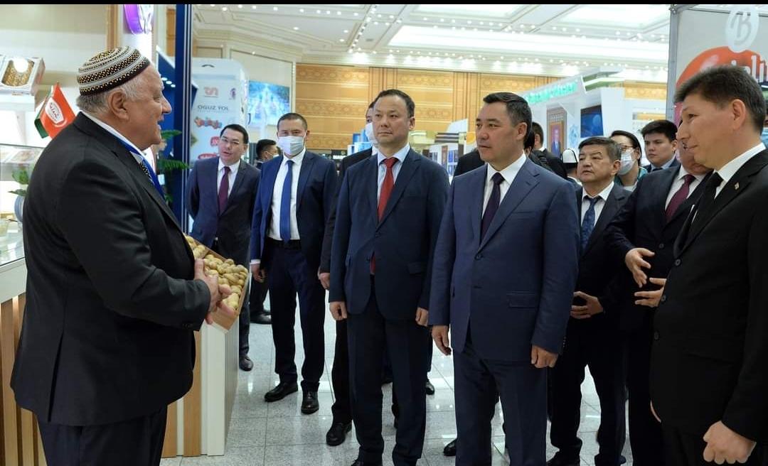 Жапаров Түркмөнстандын газ, электр энергия тармагындагы инвесторлорун өлкөгө  чакырды