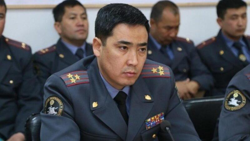 Кой-Таш окуясында жарадар болгон Самат Курманкуловго генерал-майор наамы берилди
