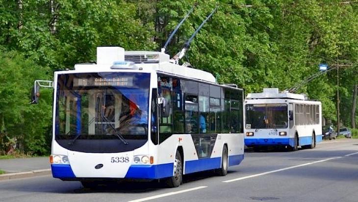 Бүгүн 1, 528 кичиавтобус каттамга чыкты. Мэрия автобустар/троллейбустун жол картасын жарыялады