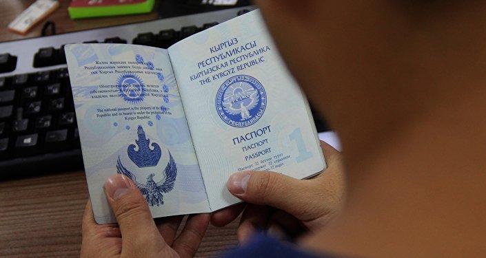Кыргызстандын паспортун алган чет элдиктер текшерилет