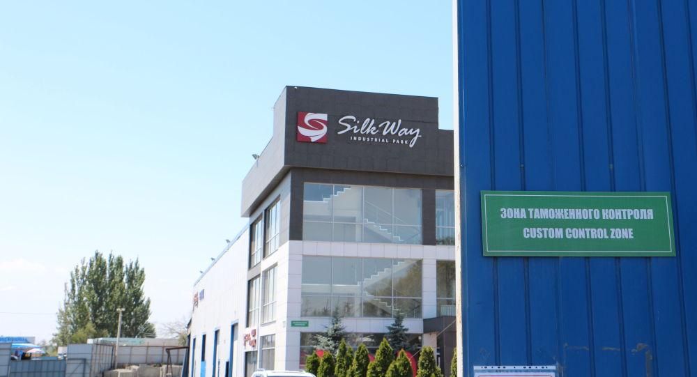 Чүйдөгү «Silk Way» логистикалык борбору Эгемендүүлүктүн 30 жылдыгына карата ачылат