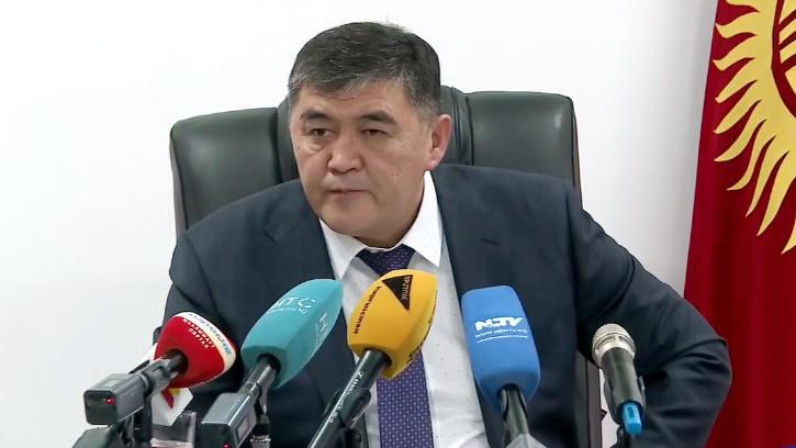 Ташиев: Орхан Инандыны башка кыргыз жарандарына салыштырбагыла!
