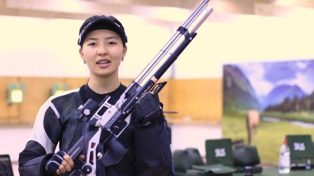Токиодо Олимпиадасында Кыргызстандын желегин Каныкей Кубанычбекова көтөрүп чыгат