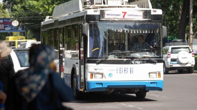Бишкек мэриясы: шайлоо күнү коомдук транспорт күчөтүлгөн тартипте иштейт