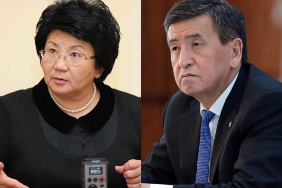 Жээнбеков менен Отунбаева экс-президент макамынан ажыратылышабы?