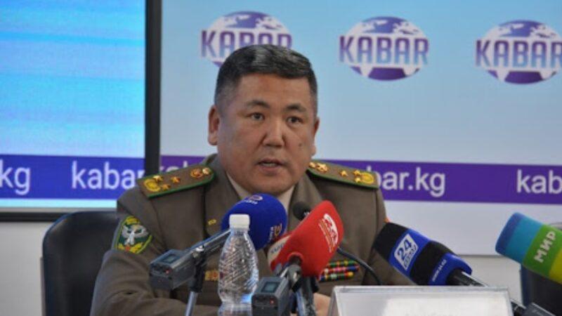 Абдикарим Алимбаев Баткен облусундагы ыйгарым укуктуу өкүлү болуп дайындалды