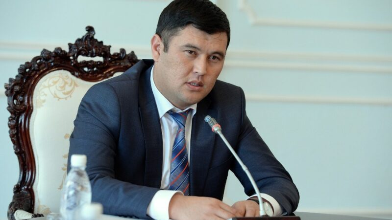 Мурдагы орун басар Алмамбет Салиев 16-августка чейин абакта калтырылды