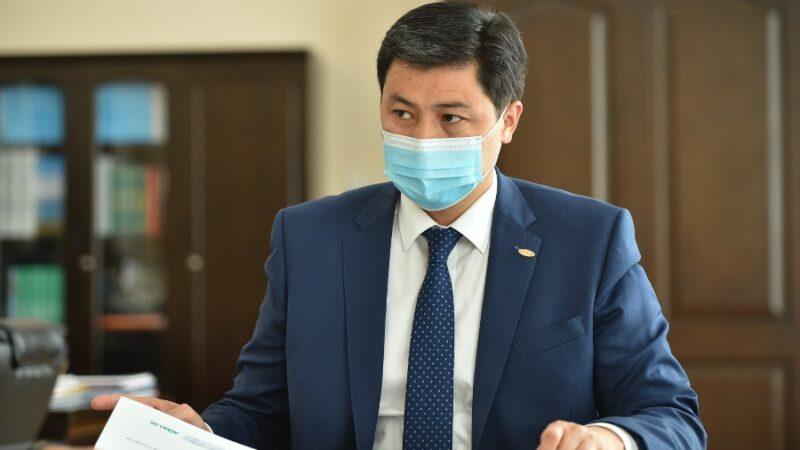 Марипов: Айыл чарба кредиттерин берүү механизмин кайрадан карап чыккыла
