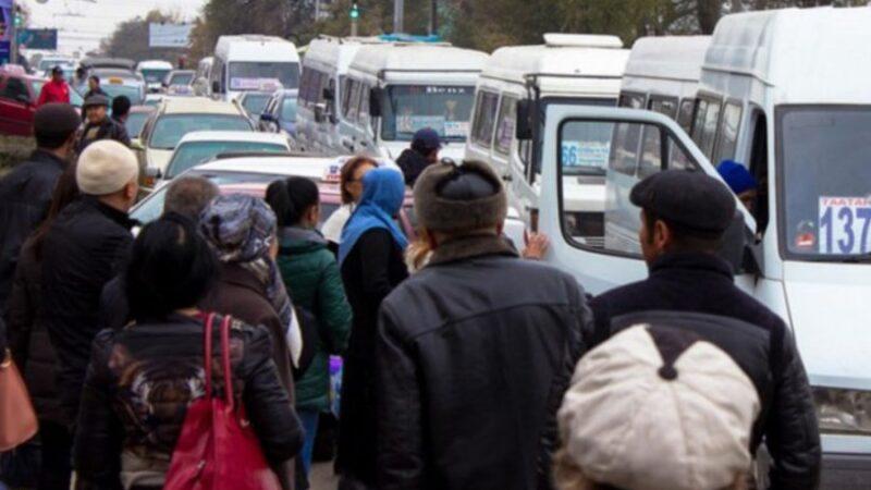 Бишкек шаардык кеңеши жол кирени 15 сомго көтөрүүнү көздөөдө