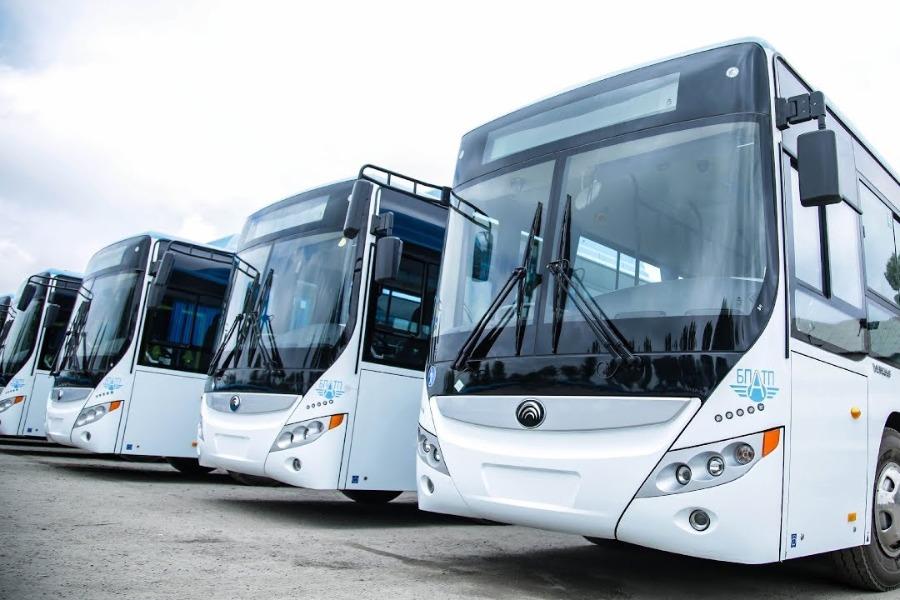 Европа автобус сатып алуу үчүн 33 миллион евро бөлүп бермей болду