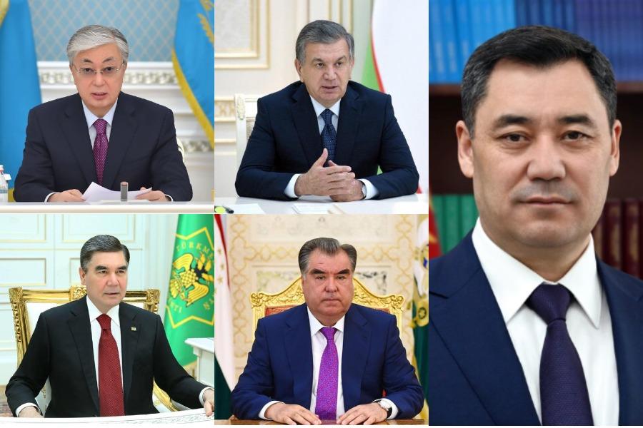 Борбор Азия өлкөлөрүнүн Президенттери Түркмөнстанда жолугат