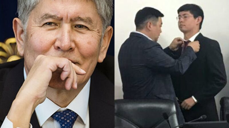 Атамбаевдин 28 жаштагы уулу Кадыр Атамбаев, Бишкек шаардык кеңешине депутат болду