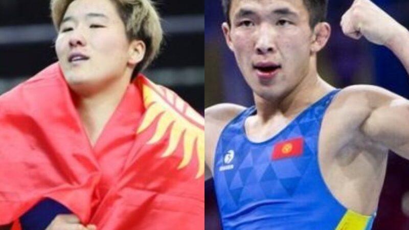 Токио 2020: Жоламан Шаршенбеков менен Айпери Медет кызынын атаандаштары белгилүү болду