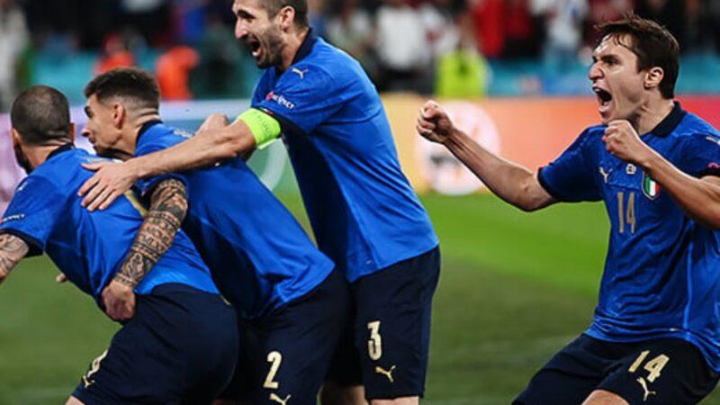 Футбол боюнча Италиянын курама командасы Европанын чемпиону болду